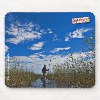 Okavango Delta Mouse Pad
