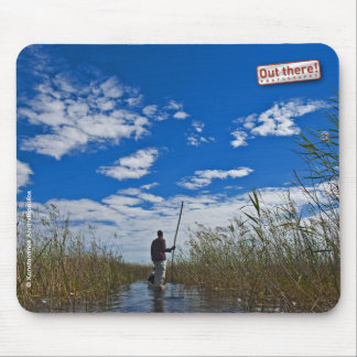 Okavango Delta Mousepad