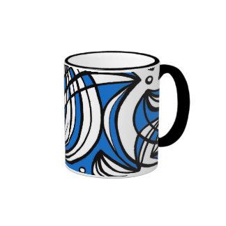 Okay Funny Generous Constant Ringer Mug
