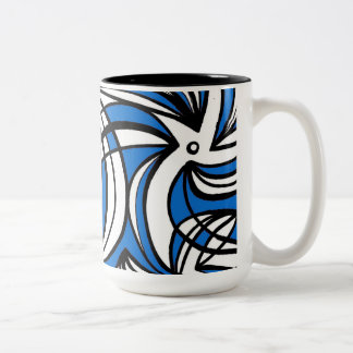 Okay Funny Generous Constant Two-Tone Mug