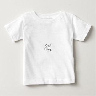 Okay? Okay. Shirt