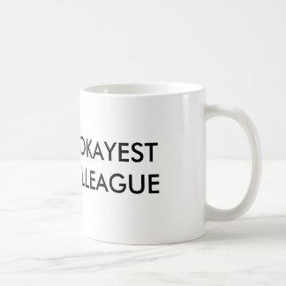Okayest Colleague Coffee Mug