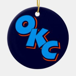 OKC CHRISTMAS ORNAMENT
