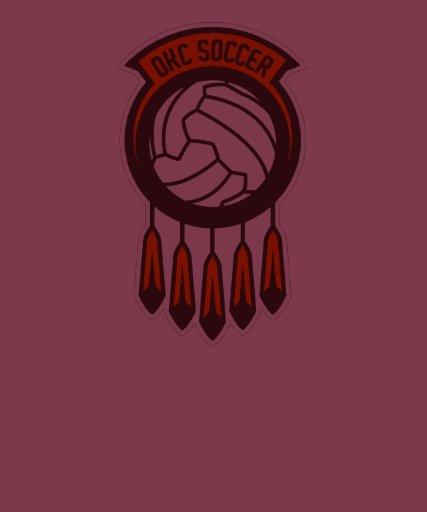 OKC Soccer - America League - PCGD Studios T Shirt