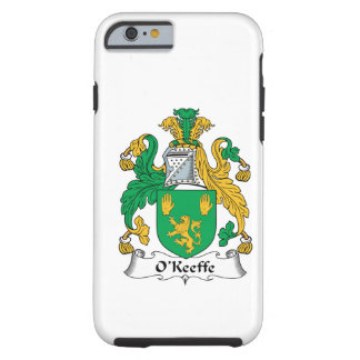 O'Keefe Family Crest Tough iPhone 6 Case
