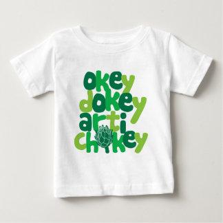 Okey Dokey Artichokey Baby T-Shirt