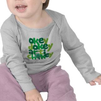 Okey Dokey Artichokey T-shirt