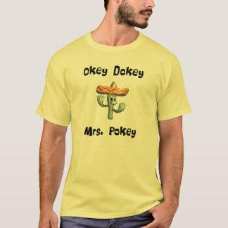 Okey Dokey Mrs. Pokey (#1) T-Shirt