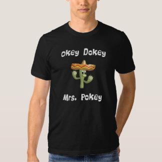 Okey Dokey Mrs. Pokey (#2) Shirts