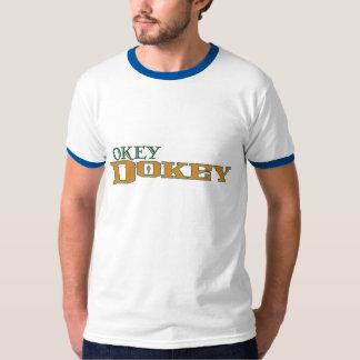 okey dokey t shirt