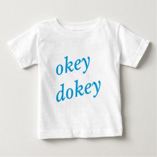 okey dokey tee shirt