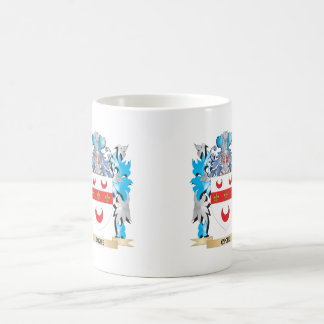 Okie Coat of Arms - Family Crest Coffee Mug
