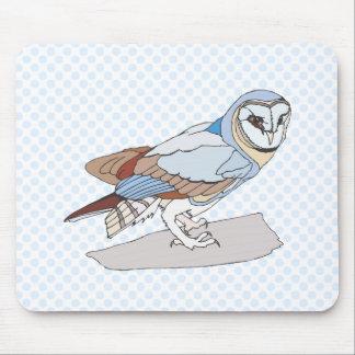 Okie Owl Mousepads