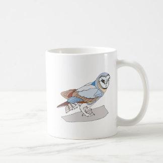 Okie Owl Coffee Mugs