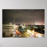 Okinawa Lights Poster