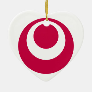 Okinawa Prefecture, Japan Christmas Ornament