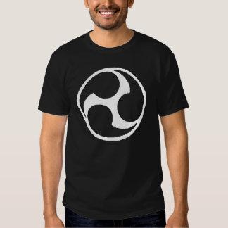 Okinawan Triskelle T Shirt