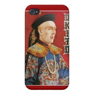 Okito ~ Oriental Magician Vintage Magic Act iPhone 4 Case