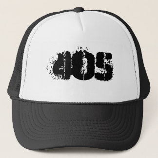 Oklahoma 405 area code. trucker hat