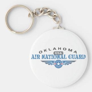 Oklahoma Air National Guard Key Ring