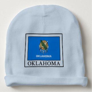 Oklahoma Baby Beanie