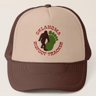 Oklahoma Bigfoot Tracker Trucker Hat