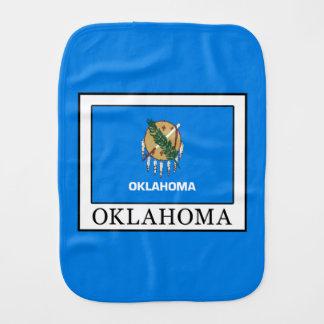Oklahoma Burp Cloths