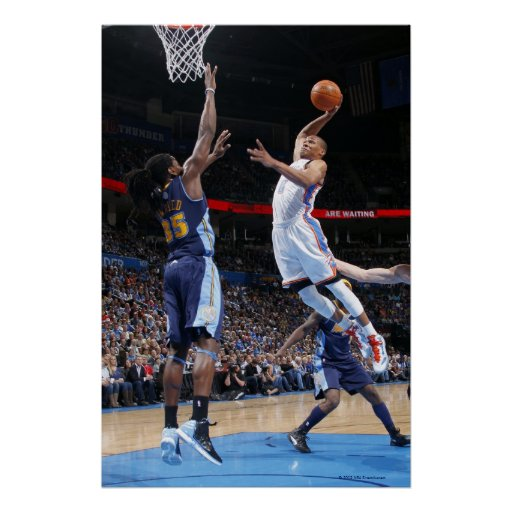 OKLAHOMA CITY, OK - MAY 11: Kevin Durant # Print