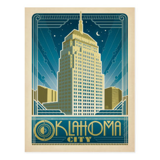 Oklahoma City, OK Postcard