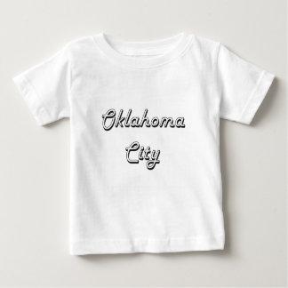 Oklahoma City Oklahoma Classic Retro Design T Shirts