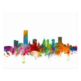 Oklahoma City Skyline Postcard