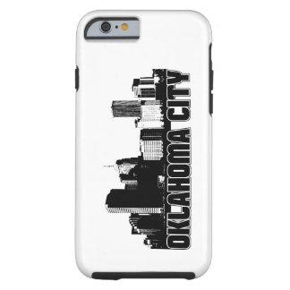 Oklahoma City Skyline Tough iPhone 6 Case