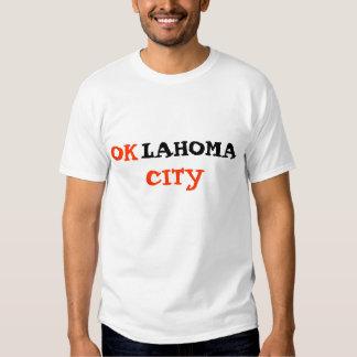 Oklahoma City T-shirts