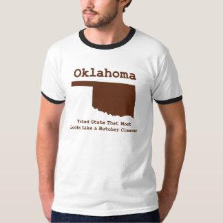 Oklahoma: Cleaver T-Shirt
