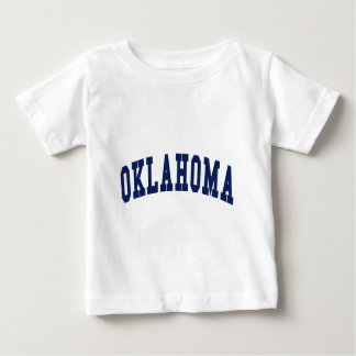 Oklahoma College Tee Shirt