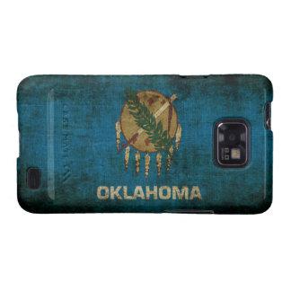Oklahoma Flag Galaxy S2 Covers