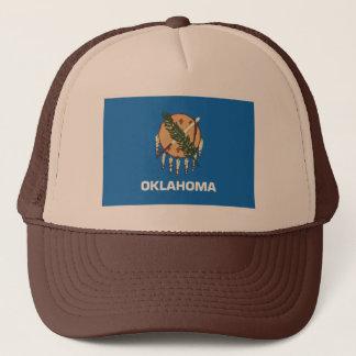 Oklahoma Flag Hat