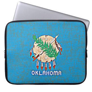 OKLAHOMA FLAG LAPTOP COMPUTER SLEEVES