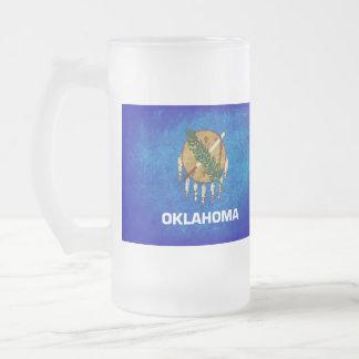 Oklahoma Flag; Mugs