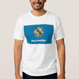 Oklahoma Flag T-shirts