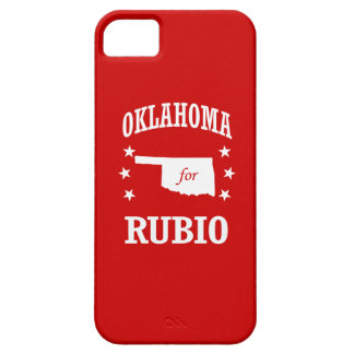OKLAHOMA FOR RUBIO iPhone 5 COVERS