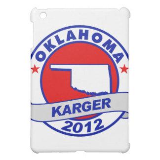 Oklahoma Fred Karger iPad Mini Covers