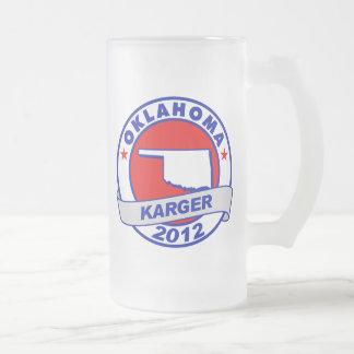 Oklahoma Fred Karger Mugs