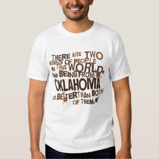 Oklahoma (Funny) Gift Shirts