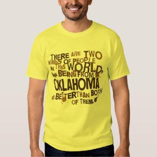 Oklahoma (Funny) Gift Tee Shirts