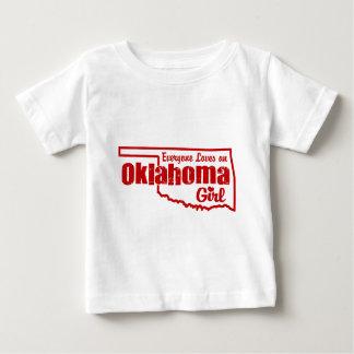 Oklahoma Girl Baby T-Shirt