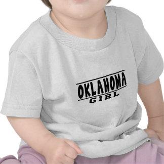 Oklahoma girl designs tee shirts