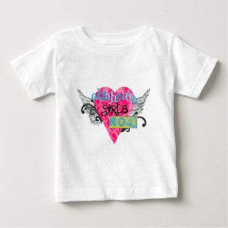 Oklahoma Girls Rock Baby T-Shirt