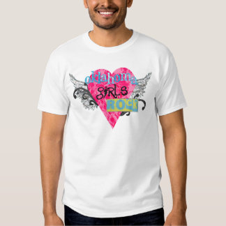 Oklahoma Girls Rock Tshirts
