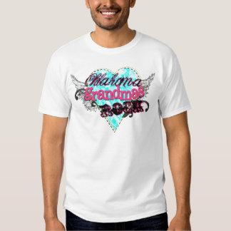 Oklahoma Grandmas Rock Tee Shirt